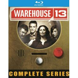 Warehouse 13: The Complete Series (Blu-ray )