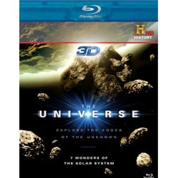Universe, The: 7 Wonders Of The Solar System (Blu-ray 3D) (Blu-ray  2010)