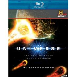 Universe, The: The Complete Season Five (Blu-ray  2010)