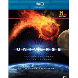 Universe, The: The Complete Season Six (Blu-ray  2011)