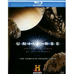 Universe, The: The Complete Season Three (Blu-ray )