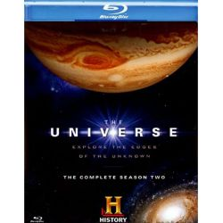 Universe, The: The Complete Season Two (Blu-ray  2007)