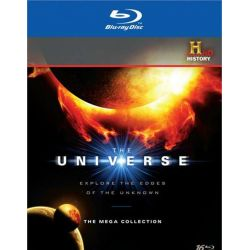 Universe, The: The Mega Collection (Blu-ray )