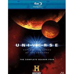 Universe, The: The Complete Season Four (Blu-ray  2009)
