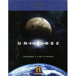 Universe, The: The Complete Seasons 1 - 3 (Blu-ray )