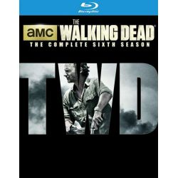 Walking Dead, The: The Complete Sixth Season (Blu-ray + UltraViolet) (Blu-ray  2015)