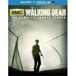 Walking Dead, The: The Complete Fourth Season (Blu-ray + UltraViolet) (Blu-ray  2013)