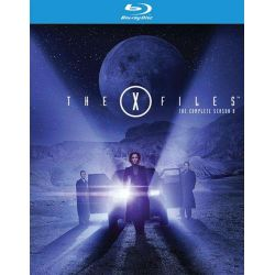 X-Files, The: The Complete Eighth Season (Blu-ray )