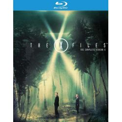 X-Files, The: The Complete Fifth Season (Blu-ray )