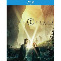 X-Files, The: The Complete Fourth Season (Blu-ray )
