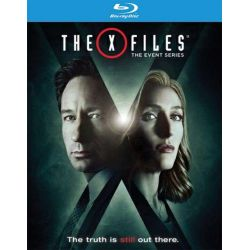 X-Files, The: The Event Series (Blu-Ray) (Blu-ray  2016)