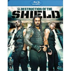WWE: The Destruction Of The Shield (Blu-ray )