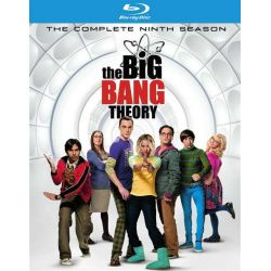 Big Bang Theory, The: The Complete Ninth Season (Blu-ray + UltraViolet) (Blu-ray )