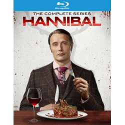Hannibal: The Complete Seasons 1-3 (Blu-ray + UltraViolet) (Blu-ray )