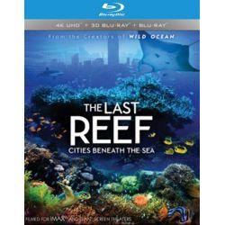 IMAX: The Last Reef - Cities Beneath The Sea (4K Ultra HD + Blu-ray 3D + Blu-ray + UltraViolet) (Blu-ray )