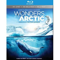 IMAX: Wonders Of The Arctic (4K Ultra HD + Blu-ray 3D + Blu-ray + UltraViolet) (Blu-ray  2016)