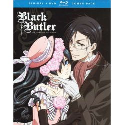 Black Butler: Complete First Season (Blu-ray + DVD Combo) (Blu-ray )