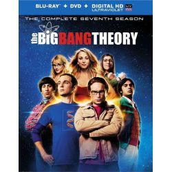 Big Bang Theory, The: The Complete Seventh Season (Blu-ray + DVD + UltraViolet) (Blu-ray  2013)