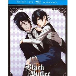 Black Butler: Complete Second Season - Limited Edition (Blu-ray + DVD Combo) (Blu-ray )