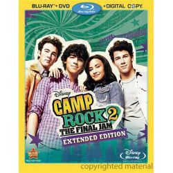 Camp Rock 2: The Final Jam - Extended Edition (Blu-ray  2010)
