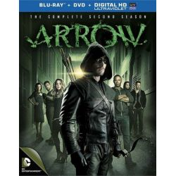 Arrow: The Complete Second Season (Blu-ray + DVD + UltraViolet) (Blu-ray  2013)
