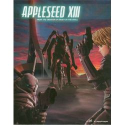 Appleseed XIII: The Complete Series - Limited Edition (Blu-ray + DVD Combo) (Blu-ray )