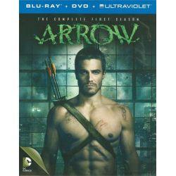 Arrow: The Complete First Season (Blu-ray + DVD + UltraViolet) (Blu-ray  2012)