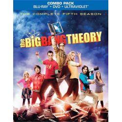 Big Bang Theory, The: The Complete Fifth Season (Blu-ray + DVD Combo) (Blu-ray  2011)