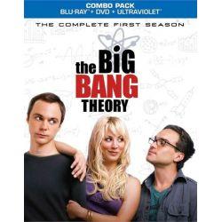 Big Bang Theory, The: The Complete First Season (Blu-ray + DVD Combo) (Blu-ray  2007)