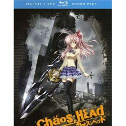 Chaos; Head: Complete Series - Alternate Art (Blu-ray + DVD Combo) (Blu-ray  2008)