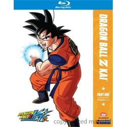 Dragon Ball Z Kai: Part 1 (Blu-ray )