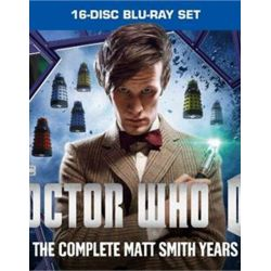 Doctor Who: The Complete Matt Smith Years (Blu-ray )