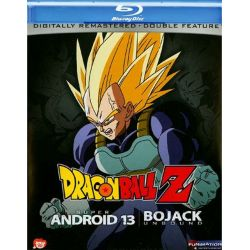 Dragon Ball Z: Super Android 13 / Bojack Unbound (Double Feature) (Blu-ray )