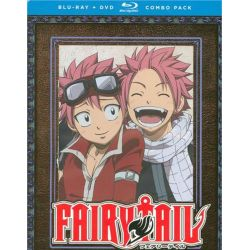 Fairy Tail: Part Seven (Blu-ray + DVD Combo) (Blu-ray )