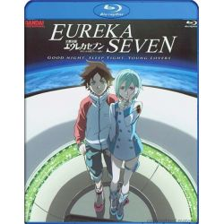 Eureka Seven: Good Night, Tight, Young Lovers (Blu-ray  2009)
