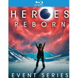 Heroes Reborn: Event Series (Blu-ray + UltraViolet) (Blu-ray  2015)