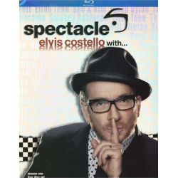 Elvis Costello: Spectacle - Season 1 & 2 Box Set (Blu-ray )