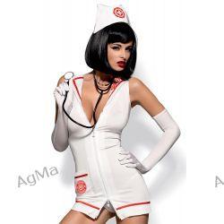 Obsessive Emergency Dress + stetoskop kostium