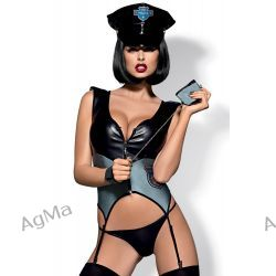 Obsessive Police corset kostium