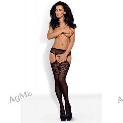 Obsessive Garter stockings S211 kabaretka