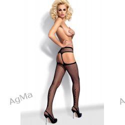 Obsessive Garter stockings S501 kabaretka