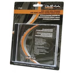 FREESTYLE FS9616 ZEST. CZYSZ. NAPĘDU DVD+USTAWIANIE DŻWIĘKU I OBRAZU/ DVD laser lenscleaner+audio/video set up   #      40167...