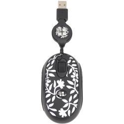 G-CUBE MYSZ/MINI MOUSE G-LASER GLBW-20SG Black&White English Note # &...