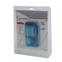 GEMBIRD CZYTNIK KART / CARD READER ALL-IN-ONE USB 2.0 *FD2-ALLIN1     #...
