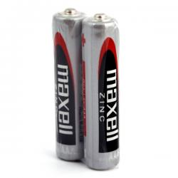 MAXELL BATTERY MANGANESE/ZINC R03/AAA PACK*2 774097.01.CN...