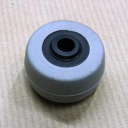 Kółko 30 mm guma [1-0467] Wózki paletowe