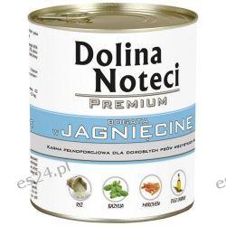 Dolina Noteci Premium - karma dla psów dorosłych (Jagnięcina)- 800g