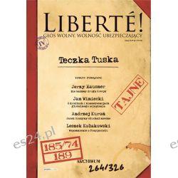 IV nr Liberté! - Teczka Tuska Czasopisma