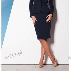 Elegancka biznesowa spodnica