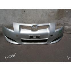 Toyota AURIS zderzak przód przedni - ORYGINAŁ